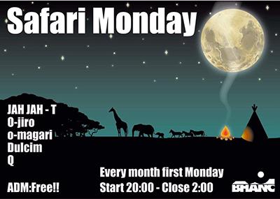 safari monday